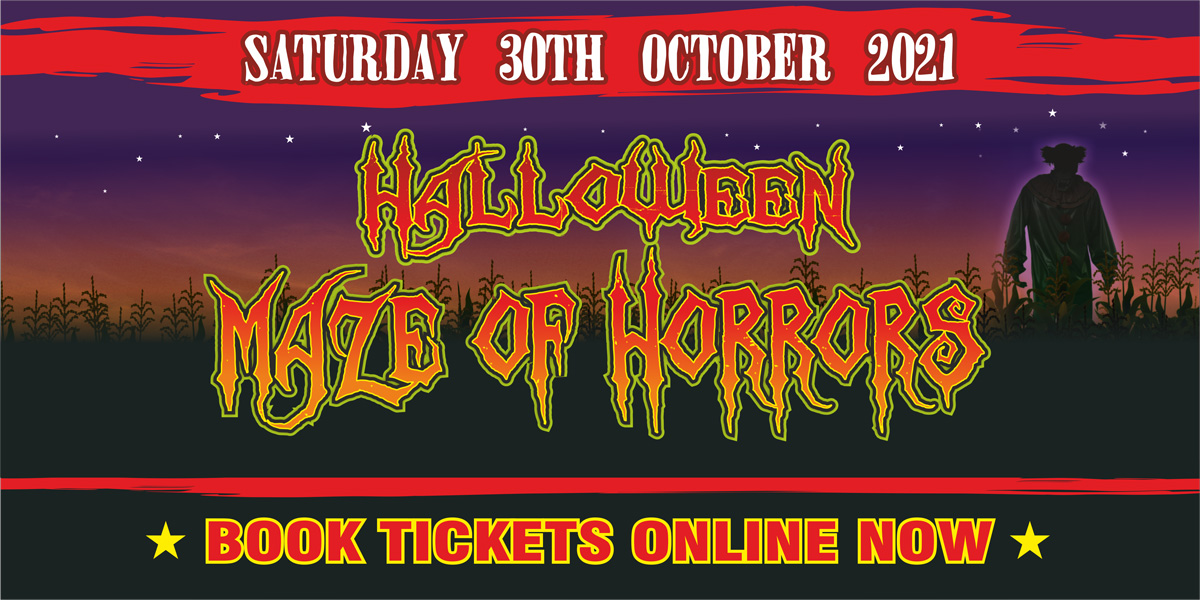 Halloween Maze of Horrors!
