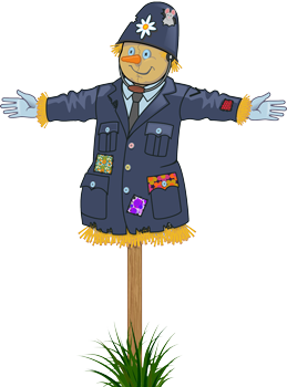 Officer Scarecrow